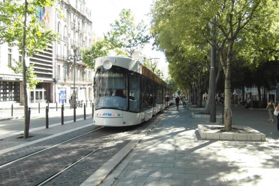 Трамваи в Провансе
