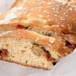 E fougasse, një provençal bukë