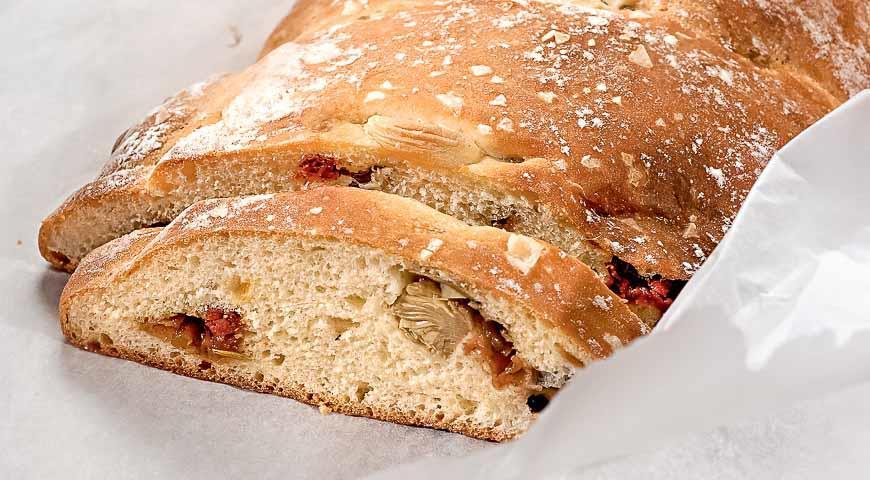 Фугасс, provensálské chléb