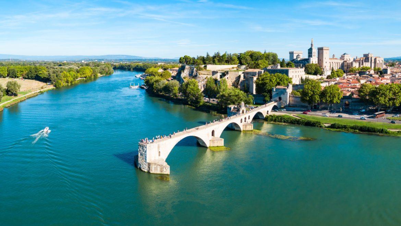 Авиньон — чудесный город Прованса