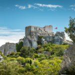 Отдых в Провансе с детьми: Замок Ле-Бо